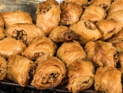 Delikatessen und andere Leckerbissen an der Guthirt Chilbi